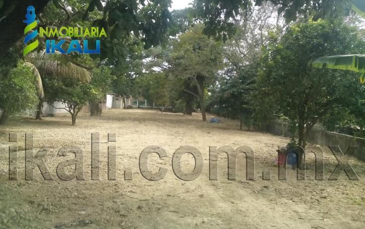 Foto de terreno habitacional en venta en  , santiago de la peña, tuxpan, veracruz de ignacio de la llave, 835807 No. 06