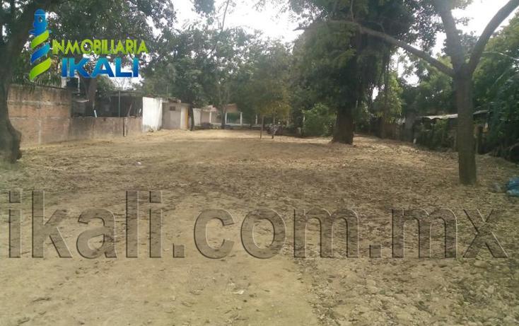 Foto de terreno habitacional en venta en  , santiago de la peña, tuxpan, veracruz de ignacio de la llave, 835807 No. 08