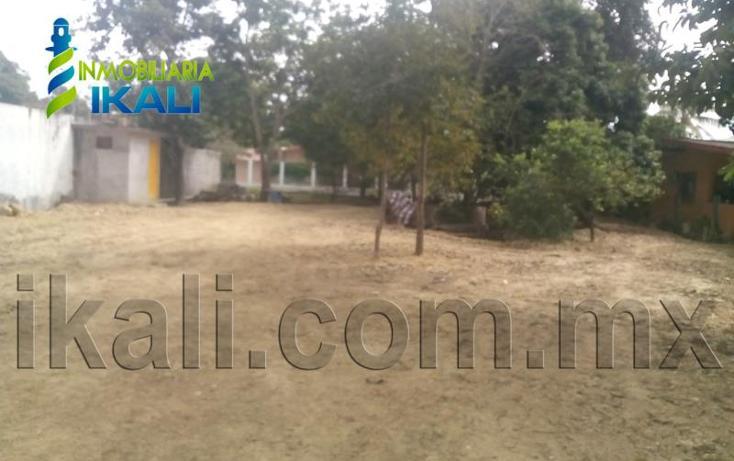 Foto de terreno habitacional en venta en  , santiago de la peña, tuxpan, veracruz de ignacio de la llave, 835807 No. 09