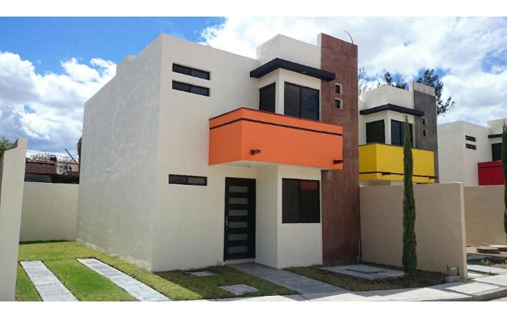 Foto de casa en venta en  , santiago del río, san luis potosí, san luis potosí, 1125119 No. 01