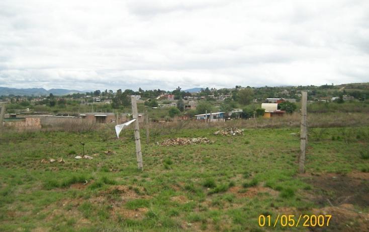 Foto de terreno habitacional en venta en  , santiago etla, san lorenzo cacaotepec, oaxaca, 724183 No. 02