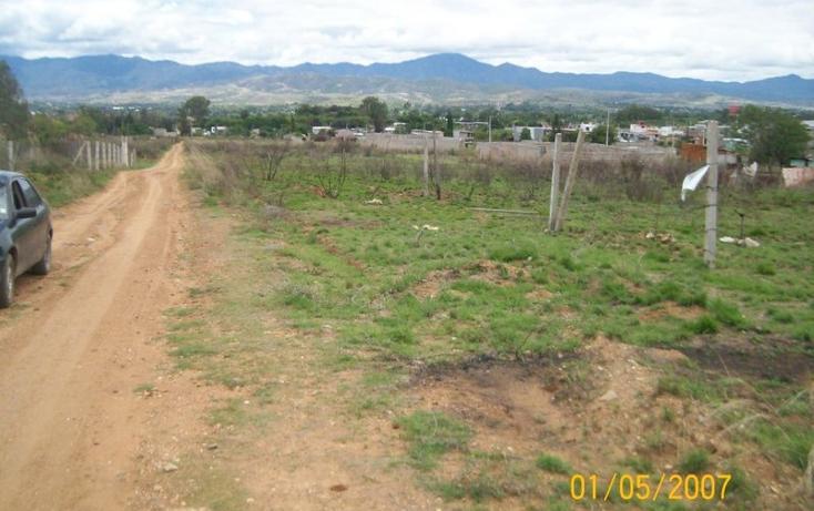 Foto de terreno habitacional en venta en  , santiago etla, san lorenzo cacaotepec, oaxaca, 724183 No. 05