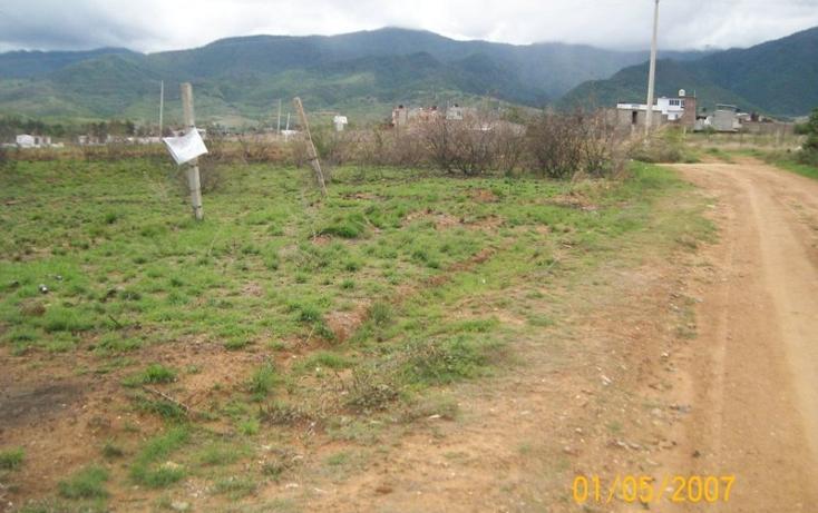 Foto de terreno habitacional en venta en  , santiago etla, san lorenzo cacaotepec, oaxaca, 724183 No. 06