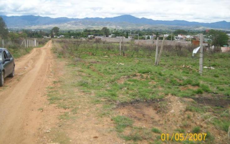Foto de terreno habitacional en venta en  , santiago etla, san lorenzo cacaotepec, oaxaca, 853251 No. 03