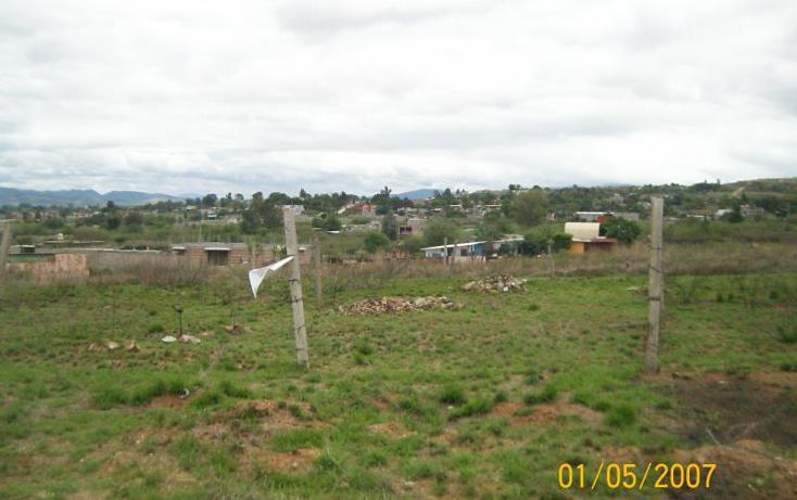 Foto de terreno habitacional en venta en  , santiago etla, san lorenzo cacaotepec, oaxaca, 853251 No. 05