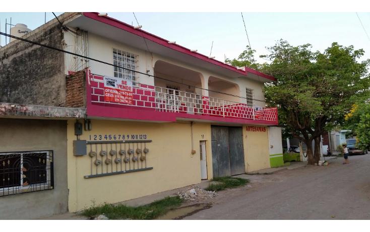 Foto de casa en venta en  , santiago ixcuintla centro, santiago ixcuintla, nayarit, 1435063 No. 01