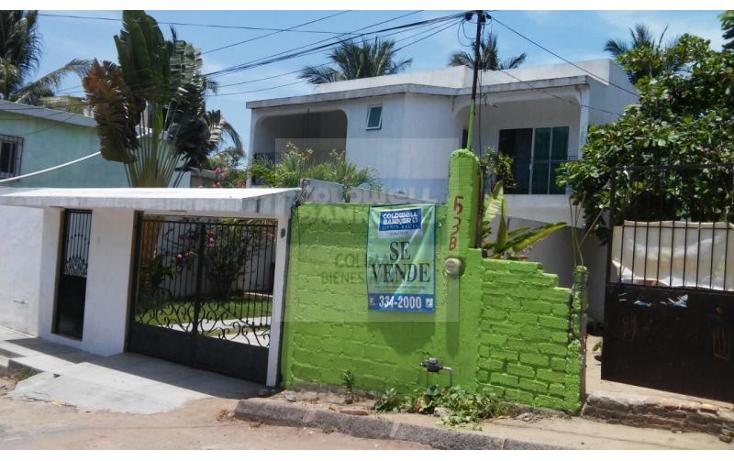 Foto de terreno comercial en venta en  , santiago, manzanillo, colima, 1842338 No. 01