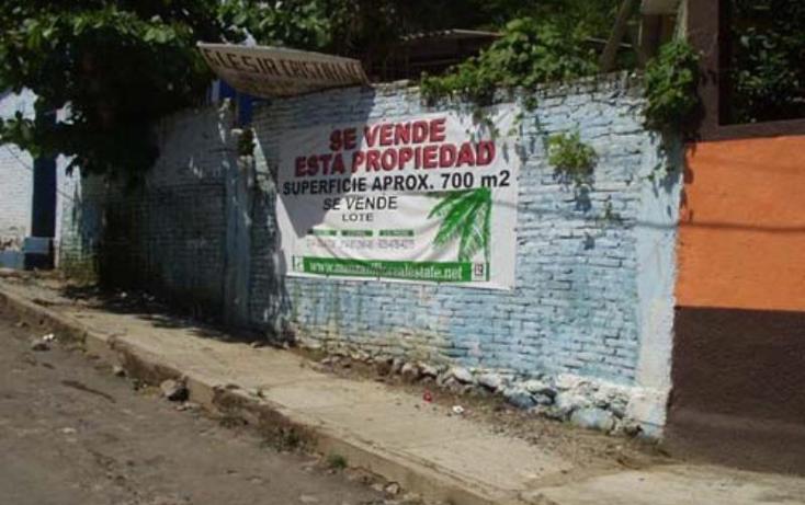 Foto de terreno habitacional en venta en  , santiago, manzanillo, colima, 856257 No. 01