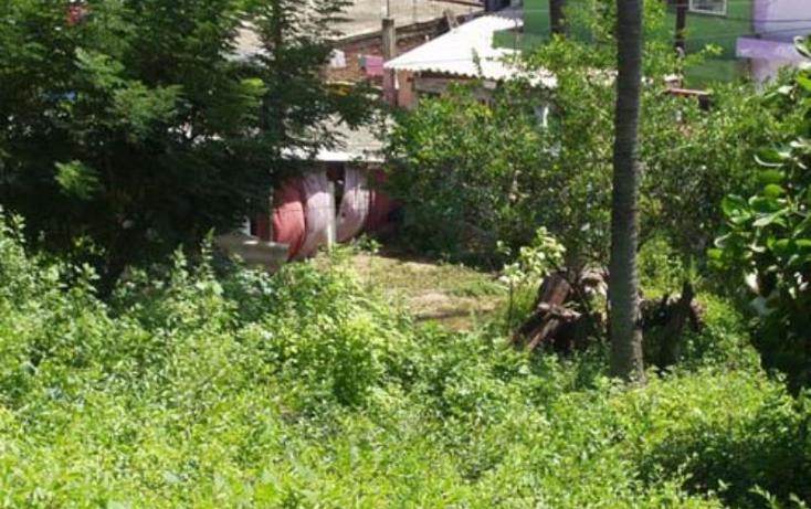 Foto de terreno habitacional en venta en  , santiago, manzanillo, colima, 856257 No. 04