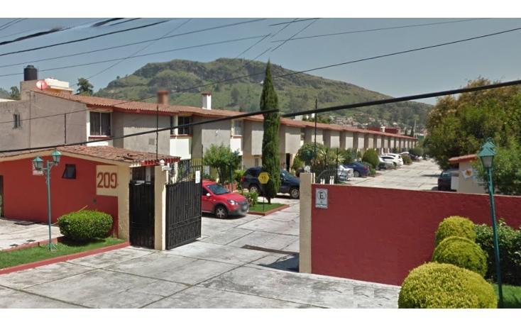 Foto de casa en venta en  , santiago miltepec, toluca, méxico, 1908473 No. 01