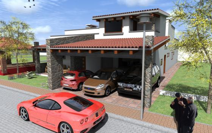 Foto de casa en venta en  , santiago mixquitla, san pedro cholula, puebla, 1615628 No. 03