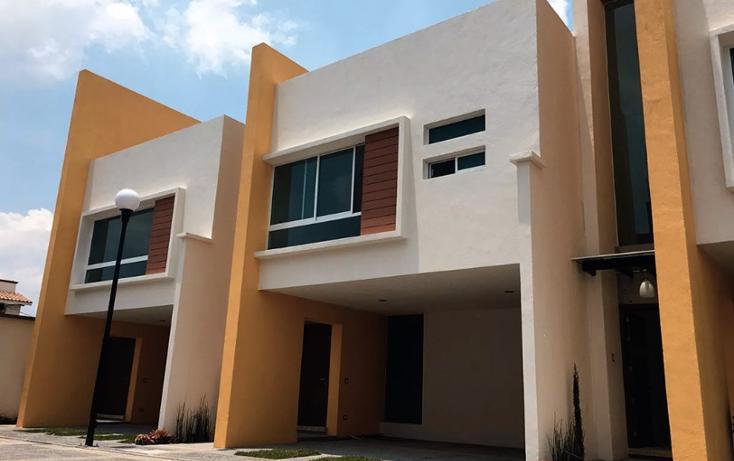 Foto de casa en venta en  , santiago momoxpan, san pedro cholula, puebla, 2012818 No. 01