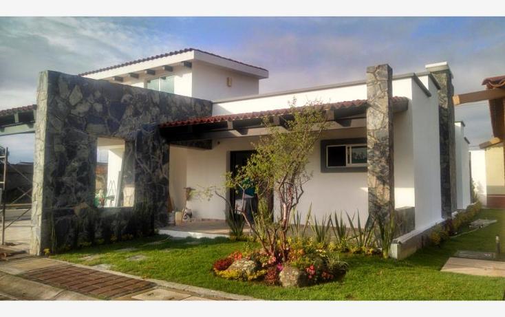 Foto de casa en venta en  , santiago momoxpan, san pedro cholula, puebla, 490161 No. 01