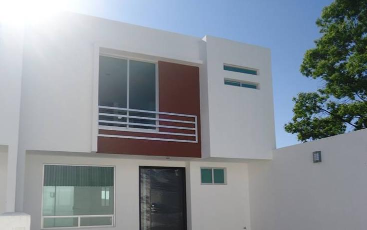 Foto de casa en venta en  , santiago momoxpan, san pedro cholula, puebla, 945101 No. 01