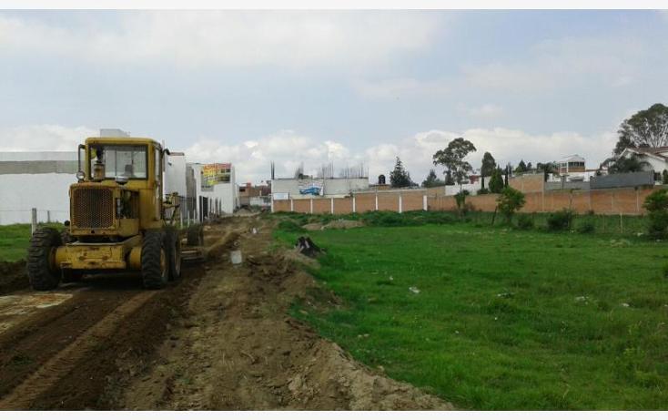 Foto de terreno habitacional en venta en  , santiago momoxpan, san pedro cholula, puebla, 991401 No. 01