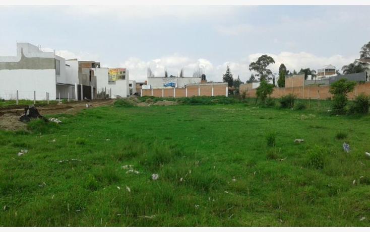 Foto de terreno habitacional en venta en  , santiago momoxpan, san pedro cholula, puebla, 991401 No. 02