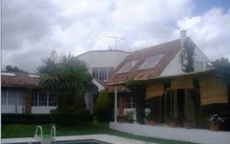 Foto de casa en venta en  , santiago oxtotitl?n, villa guerrero, m?xico, 1101947 No. 01