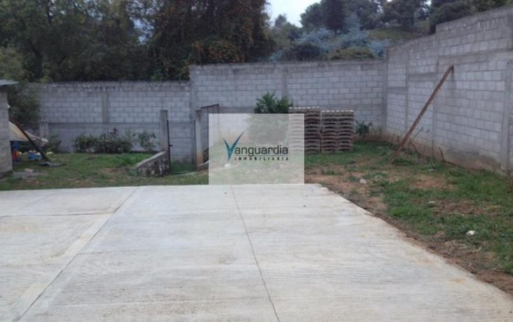 Foto de terreno comercial en venta en santiago oxtotitlan, villa guerrero, villa guerrero, estado de méxico, 1426599 no 03