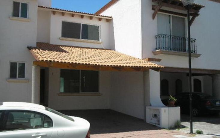 Foto de casa en venta en  , santiago, querétaro, querétaro, 809435 No. 01