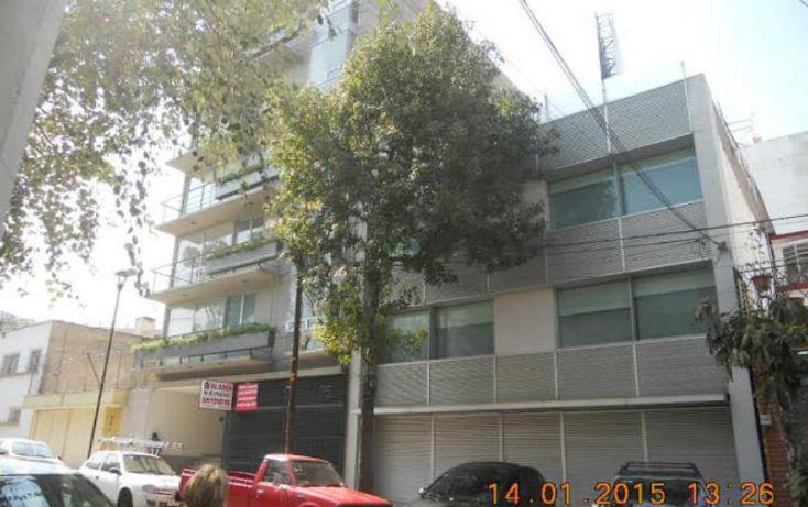 Foto de edificio en venta en santiago rebull, mixcoac, benito juárez, df, 1039789 no 02