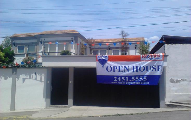 Foto de casa en venta en  , santiago tepalcapa, cuautitlán izcalli, méxico, 1747302 No. 01