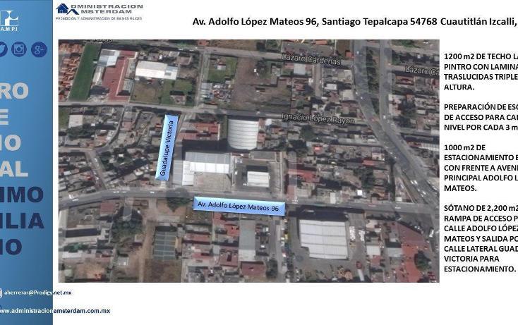 Foto de local en renta en  , santiago tepalcapa, cuautitlán izcalli, méxico, 2000826 No. 08