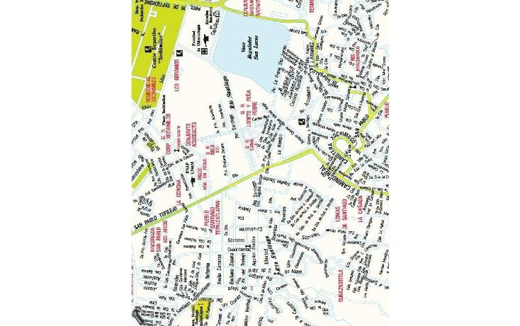 Foto de terreno habitacional en venta en  , santiago tepalcatlalpan, xochimilco, distrito federal, 1097257 No. 01