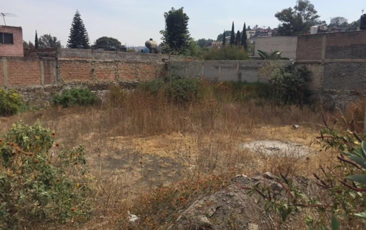 Foto de terreno habitacional en venta en  , santiago tepalcatlalpan, xochimilco, distrito federal, 1646202 No. 01