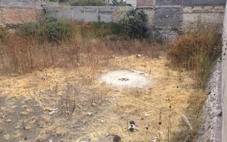 Foto de terreno habitacional en venta en  , santiago tepalcatlalpan, xochimilco, distrito federal, 1646202 No. 04