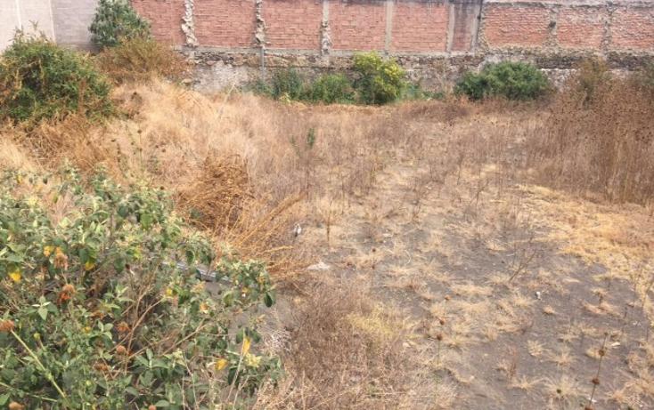 Foto de terreno habitacional en venta en  , santiago tepalcatlalpan, xochimilco, distrito federal, 1646202 No. 05