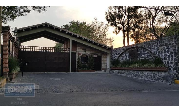 Foto de casa en renta en  , santiago tepalcatlalpan, xochimilco, distrito federal, 1879200 No. 01