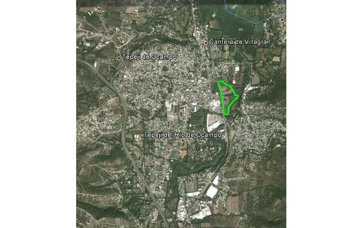 Foto de terreno habitacional en venta en santiago , tepeji, tepeji del río de ocampo, hidalgo, 450264 No. 03