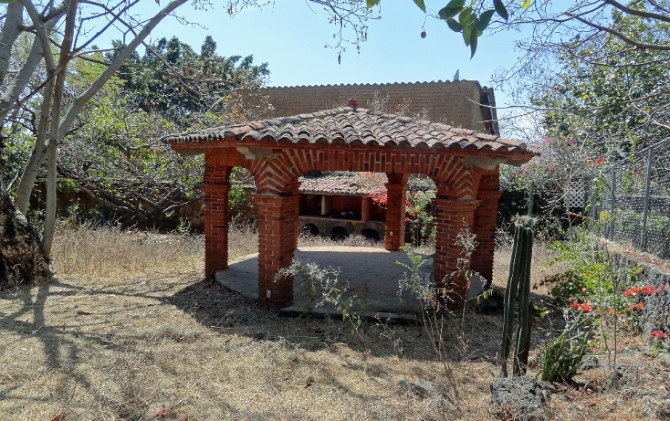 Foto de terreno habitacional en venta en  , santiago tepetlapa, tepoztlán, morelos, 1301093 No. 03