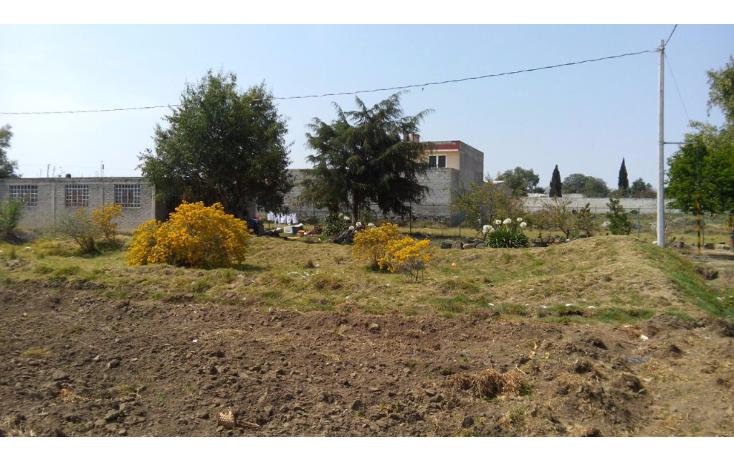 Foto de terreno habitacional en venta en  , santiago tepopula, tenango del aire, méxico, 1787386 No. 01