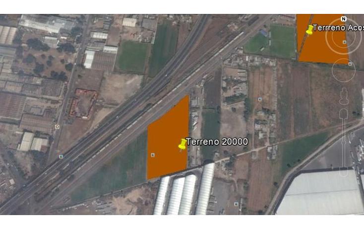 Foto de terreno industrial en venta en  , santiago teyahualco, tultepec, m?xico, 1974944 No. 02
