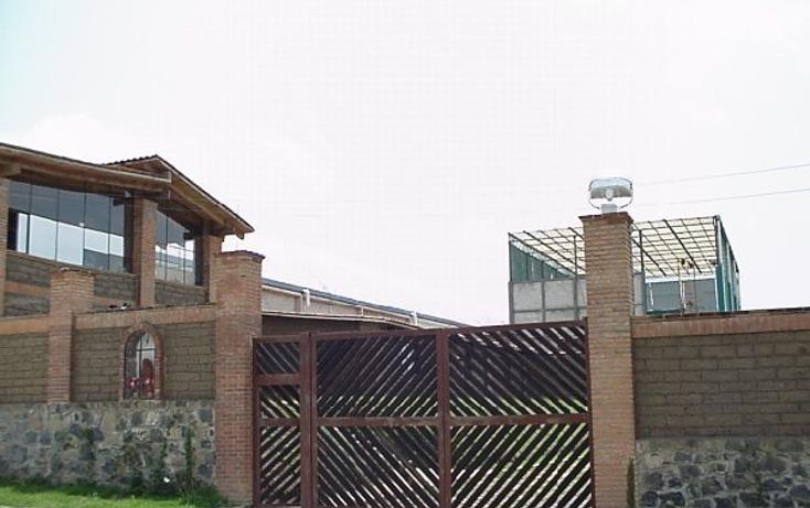 Foto de nave industrial en venta en  , santiago tilapa, tianguistenco, m?xico, 1405319 No. 07