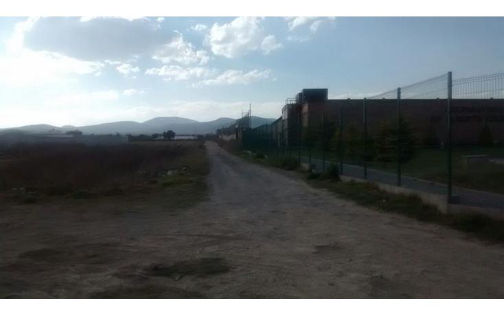 Foto de terreno habitacional en venta en  , santiago tlapacoya centro, pachuca de soto, hidalgo, 1558850 No. 01