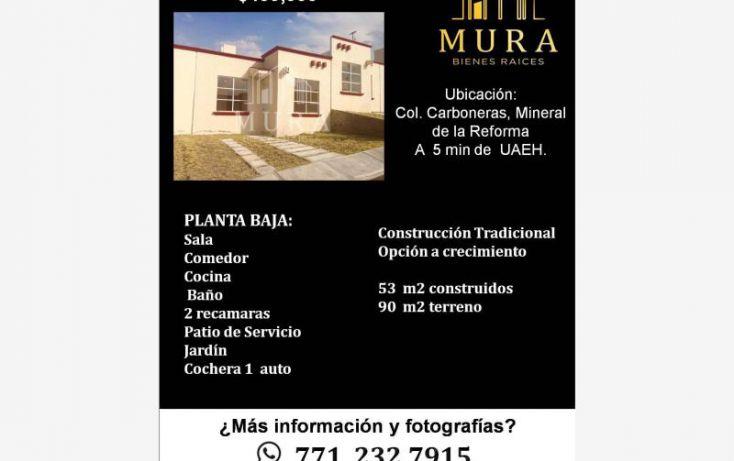Foto de casa en venta en, santiago tlapacoya centro, pachuca de soto, hidalgo, 1746067 no 11