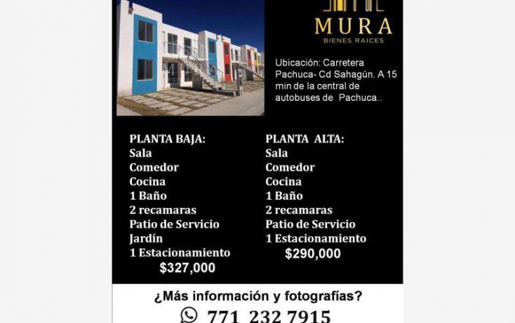 Foto de casa en venta en, santiago tlapacoya centro, pachuca de soto, hidalgo, 1746075 no 04