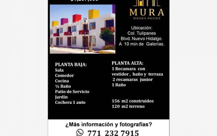 Foto de casa en venta en, santiago tlapacoya centro, pachuca de soto, hidalgo, 1746075 no 11
