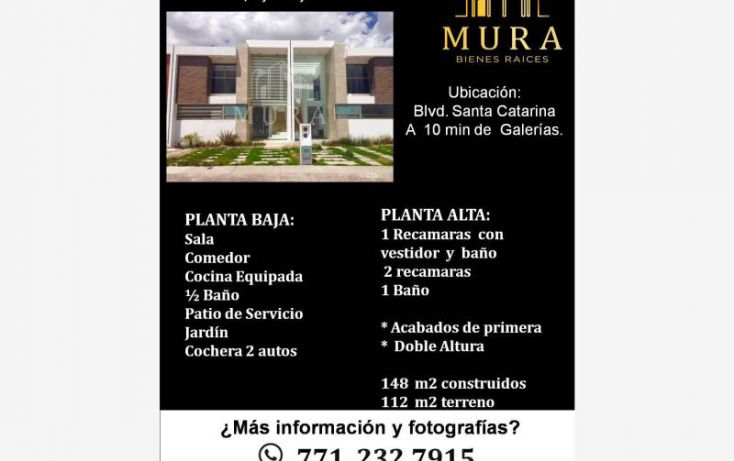 Foto de casa en venta en, santiago tlapacoya centro, pachuca de soto, hidalgo, 1746079 no 07