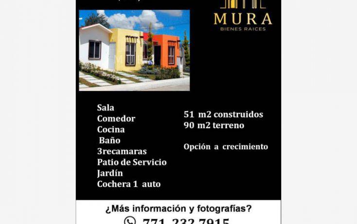 Foto de casa en venta en, santiago tlapacoya centro, pachuca de soto, hidalgo, 1746079 no 09