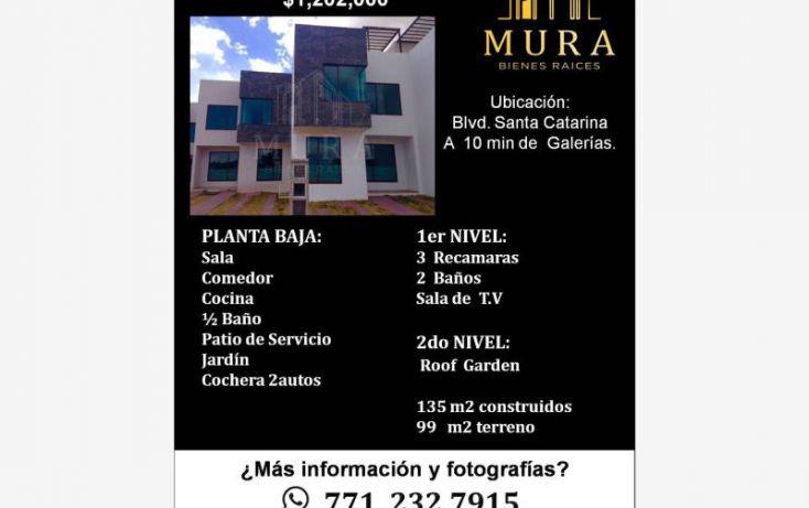 Foto de casa en venta en, santiago tlapacoya centro, pachuca de soto, hidalgo, 1794382 no 04