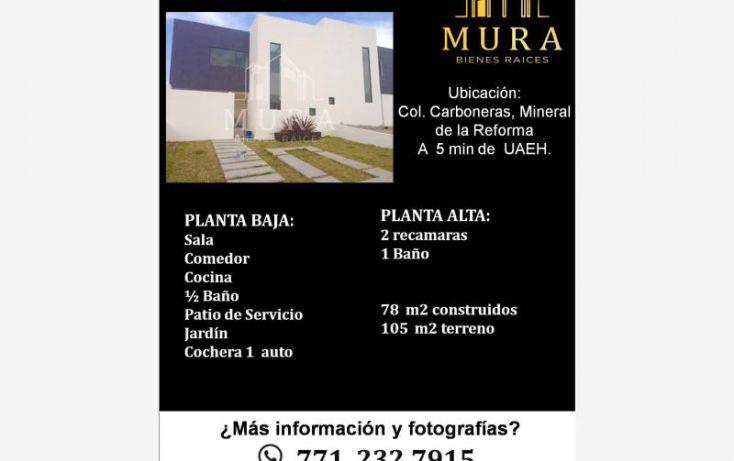 Foto de casa en venta en, santiago tlapacoya centro, pachuca de soto, hidalgo, 1794382 no 06