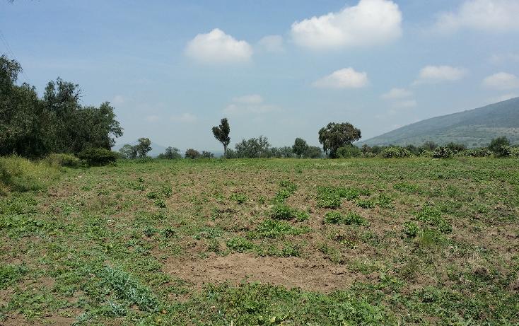 Foto de terreno comercial en venta en  , santiago tolman, otumba, m?xico, 1049699 No. 01