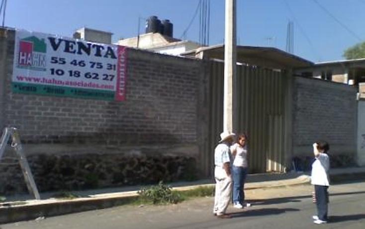 Foto de terreno habitacional en venta en  , santiago tulyehualco, xochimilco, distrito federal, 1073697 No. 02