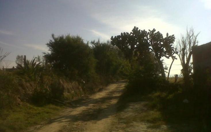 Foto de terreno habitacional en venta en  , santiago undameo, morelia, michoac?n de ocampo, 810663 No. 03