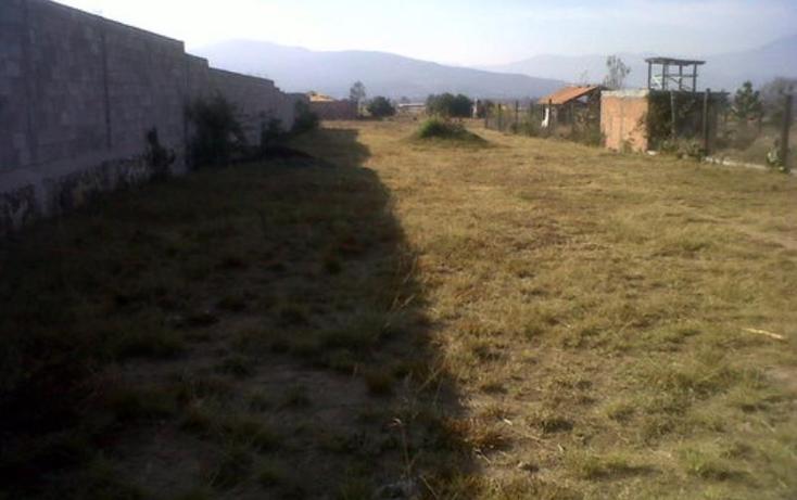 Foto de terreno habitacional en venta en  , santiago undameo, morelia, michoac?n de ocampo, 810663 No. 04