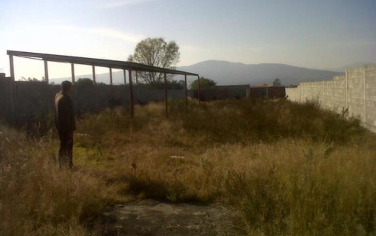 Foto de terreno habitacional en venta en  , santiago undameo, morelia, michoac?n de ocampo, 810663 No. 06