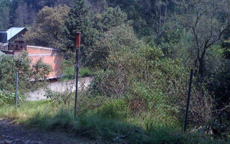 Foto de terreno habitacional en venta en  , santiago yancuitlalpan, huixquilucan, méxico, 1071909 No. 02